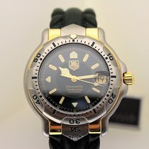 TAG Heuer 6000 Gold/Steel 40mm Green