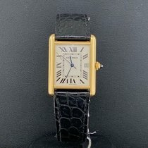 Cartier Tank Louis Cartier 25mm White