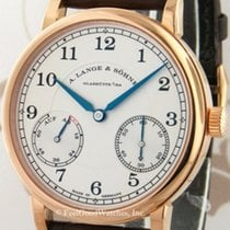 A. Lange & Söhne 1815 Rose gold Silver Arabic numerals United States of America, Arizona, Scottsdale