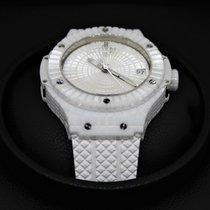 Hublot Big Bang Caviar Ceramic 41mm White No numerals