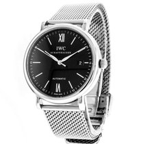 IWC Portofino Automatic Steel 40mm Black Roman numerals United States of America, Florida, Sarasota