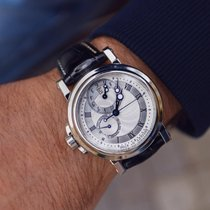 Breguet Steel Automatic Marine pre-owned