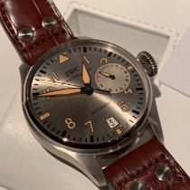IWC Platinum Automatic Silver 46mm new Big Pilot