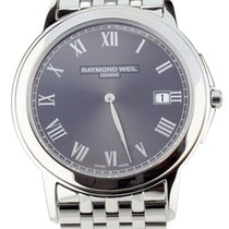 Raymond Weil Tradition Acero 41mm Gris