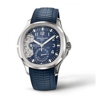 Patek Philippe new Automatic Display Back Luminescent Hands 40mm White gold Sapphire Glass