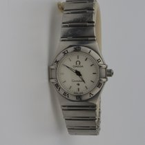 Omega Constellation Acero