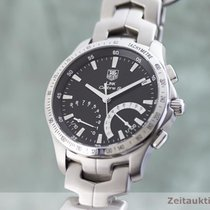 TAG Heuer Link Quartz Steel 41.5mm Black
