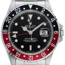 Rolex 16710 Staal 1988 GMT-Master II 40mm tweedehands