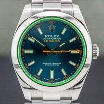 Rolex Milgauss подержанные 40mm Сталь