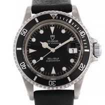 Tudor 76100 Steel 1990 Submariner 40mm pre-owned