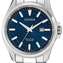 Citizen Titan 43mm Quarz BM7470-84L neu