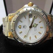 TAG Heuer 6000 Gold/Steel 39mm White United States of America, Florida, Jacksonville Florida