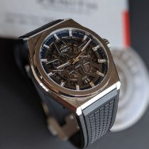 Zenith Defy 95.9000.670/78.R782 Very good Titanium 41mm Automatic Indonesia, 12780
