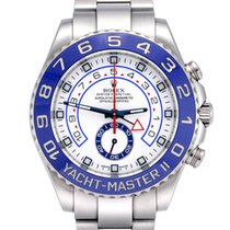 Rolex Yacht-Master II 116680 Very good Steel 44mm Automatic United Kingdom, Manchester