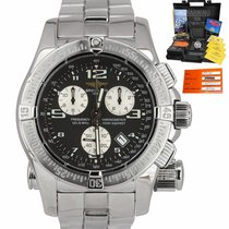 Breitling Emergency Steel 45mm Black Arabic numerals United States of America, New York, Massapequa Park