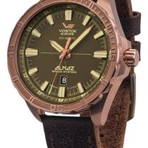 Vostok 47mm Automatic NH35A-320O516 new