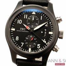 IWC Pilot Chronograph Top Gun IW388001 2013 pre-owned