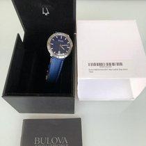 Bulova Accutron II Steel 42mm Blue No numerals