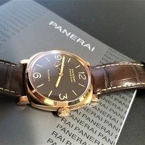Panerai Rotgold Automatik PAM00573 neu