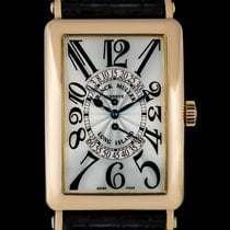 Franck Muller Long Island pre-owned 32mm Rose gold