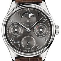 IWC Portuguese Perpetual Calendar 18K White Gold