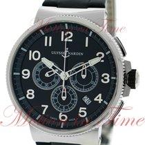 Ulysse Nardin Marine Chronograph 1503-150/62 new