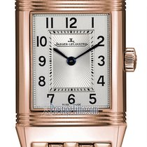 Jaeger-LeCoultre Rose gold Manual winding 33mm new Reverso Duetto