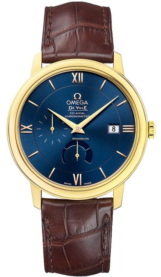 Omega De Ville Prestige 424.53.40.21.03.001 2021 new