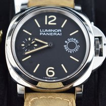 沛納海 PAM00590   Luminor Marina Black Dial