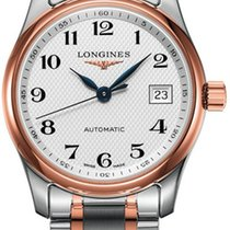 Longines Master Collection Gold/Steel 29mm Silver United States of America, New York, Airmont