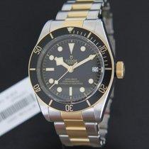 Tudor Heritage Black Bay 41 Gold / Steel NEW
