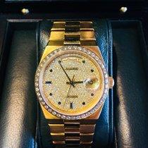 Rolex Day-Date Oysterquartz Rolex 19048 1980 rabljen