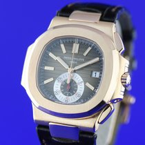 Patek Philippe Nautilus Rose Gold Chronograph