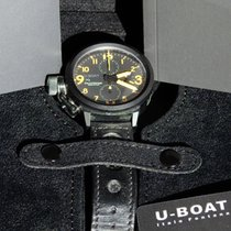 U-Boat Otel 43mm Atomat Flightdeck folosit România, Piatra Neamt