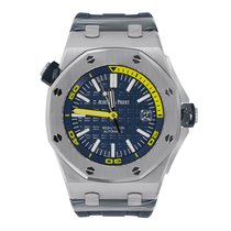 Audemars Piguet Chronograph 42mm Automatic new Royal Oak Offshore Diver Blue