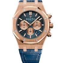 Audemars Piguet 26331OR.OO.D315CR.01 Or rose Royal Oak Chronograph 41mm nouveau