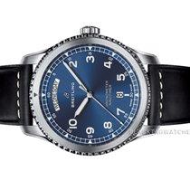 Breitling Navitimer 8 Steel 41mm Blue Arabic numerals United States of America, Florida, Aventura