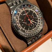 Breitling Montbrillant Légende pre-owned 47mm Steel