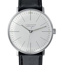 Junghans 34mm Manual winding 2018 new max bill Hand-winding Silver