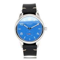 NOMOS pre-owned Automatic 41mm Blue 20 ATM