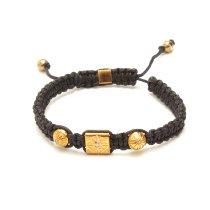 Sector Noname Gold & Textile Men' s Bracelet Unworn Gold/Steel United Kingdom, London