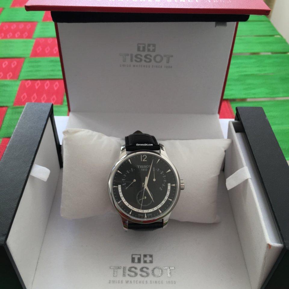 03ad43fc4ff Tissot Tradition - Todos os preços de relógios Tissot Tradition na Chrono24