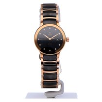 Rado Red gold 28mm Automatic R30183732 new