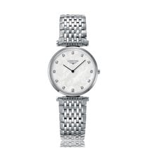 Longines La Grande Classique Steel 29mm White United Kingdom, Bowness on Windermere
