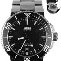 Oris Steel 43mm Automatic 7653-04 pre-owned