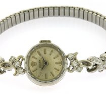 Rolex Ouro branco 19mm Automático usado