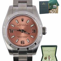 Rolex Oyster Perpetual 26 Steel 26mm Arabic numerals United States of America, New York, Smithtown