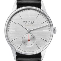 NOMOS Steel 38.5mm Automatic 342 new