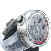 HYT pre-owned Manual winding 48.8mm Sapphire Glass
