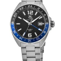 TAG Heuer Formula 1 Calibre 7 Steel 41mm No numerals United States of America, New York, Brooklyn